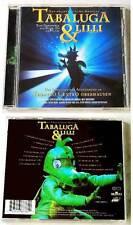 TABALUGA & LILLI Songs aus Aufführung im Theatro Centro Oberhausen ..1999 BMG-CD