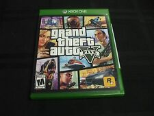 Replacement Box (NO VIDEO GAME) GRAND THEFT AUTO V FIVE 5 XBOX ONE 1