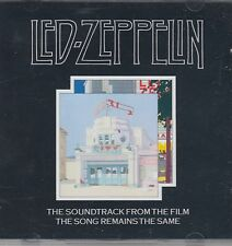 Led Zeppelin - The Song Remains The Same (4 x180g) Neu