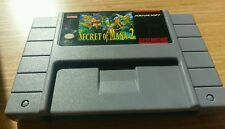 Secret of Mana 2 English Translation Cart *NEW* SNES Super Nintendo