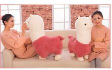 1pcs 65CM Big plush alpaca Cute Giant Large Stuffed Soft Plush Toy Doll Pillow
