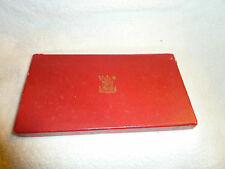 1950 PROOF SET OF 9 BRITISH GEORGE V1 COINS IN ROYAL MINT BOX