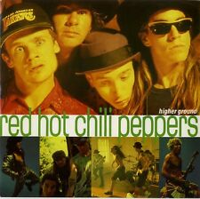 """RED HOT CHILI PEPPERS Higher Ground 1989 UK 7"""" vinyl single EXCELLENT CONDITION"""