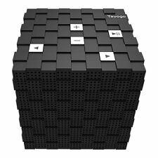 Tayogo Magic Cube Bluetooth Wireless Speaker for Iphones, Ipads, Android Cell
