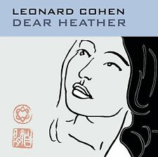 Leonard Cohen - Dear Heather 180g vinyl LP NEW/SEALED