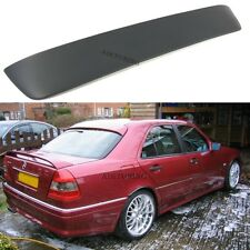 Mercedes-Benz W202 C Rear Window Sunguard Roof Spoiler Extension Deflector Visor