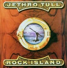 *NEW* CD Album Jethro Tull - Rock Island (Mini LP Style Card Case)
