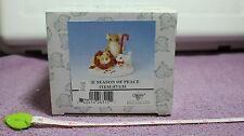 "CHARMING TAILS "" THE SEASON OF PEACE "" LE, (DEAN GRIFF) NIB,"