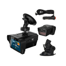New  H588 Car DVR Video Camera Recorder With Speed Radar Detector