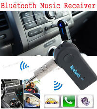 New Wireless Bluetooth Car Home Audio Aux Stereo Adapter Music Receiver Fit GMC