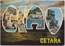 CIAO CETARA - VEDUTINE (SALERNO) 1985