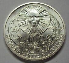 ITALIA REPUBBLICA 1998 1000 LIRE BERNINI DA DIVISIONALE ZECCA FDC