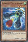 YU-GI-OH CARD: SPEEDROID PACHINGO-KART - RARE - SHVI-EN007 1ST EDITION