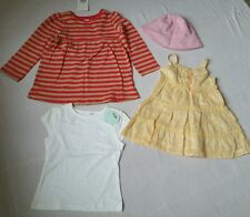 BNWT GORGEOUS 4 PIECE GIRLS SUMMER BUNDLE incl OSH KOSH DRESS / TOP etc 2-3yrs