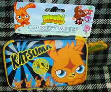 NINTENDO DSi & 3DS - MOSHI MONSTERS - CARRY CASE - KATSUMA