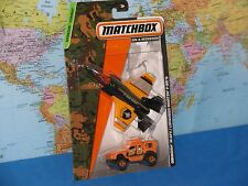 MATCHBOX MBX LOCKHEED MARTIN F-35B / OSHKOSH M-ATV MISSION COMBAT *BRAND NEW*