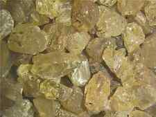 Orthoclase champagne sunstone gem mine roughTanzania 1/2 pound 35 plus pieces
