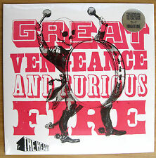 The HEAVY LP Great Vengeance And Furious Fire Debut ALBUM + MP3 Downloads SEALED