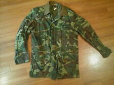 Vintage Browning Camouflage Hunting Jacket Small U.S.A. Made Sportsman's Apparel