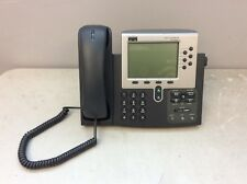 Cisco 7960G CP-7960G Unified IP Office Business Telephone VoIP Phone