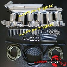 Hi Flow Intake Manifold Plenum for NISSAN RB25DET R32 R33 R34 Skyline RB25 GTST