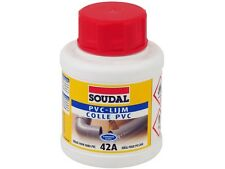 pvc pipe adhesive soudal  Glue for PVC Plastic Pipe Glue Adhesive 250ml strong