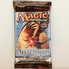 MTG: DISSENSION - Sealed Booster Pack -Magic the Gathering Cards -Ravnica Block