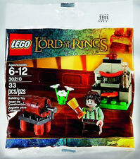 NEW LEGO FRODO with Cooking Corner Polybag Set 30210 sealed minifig lotr toy