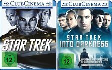 2 Blu-rays *  STAR TREK 11 + 12  - Into Darkness - Chris Pine  # NEU OVP +