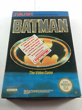 Nintendo NES BATMAN THE VIDEO GAME PAL 1992  Brand  New  MINT