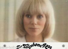 MIREILLE DARC LE TELEPHONE ROSE 1975 PHOTO D'EXPLOITATION VINTAGE #1