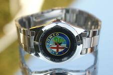 UHR ALFA ROMEO GT  156  166 MITO SPIDER BRERA GIULIETTA 4C 8C VERDE WATCH CLOCK