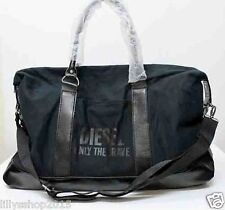 DIESEL Only The Brave Parfums Borsone/Borsone/Palestra/Weekend Bag Brand New
