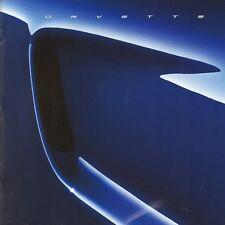 CORVETTE Z06 2004 - BOOK BROCHURE + DVD - CHEVROLET LS6 COMMEMORATIVE - 5.7L ZO6
