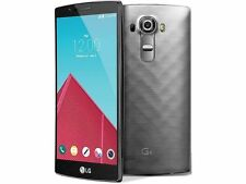 "Unlocked LG G4 H810 (AT&T) 32GB 4G LTE 5.5"" 16MP GSM Smartphone Gray"