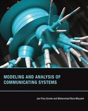 Modeling and Analysis of Communicating Systems (MIT Press) by Groote, Jan Friso