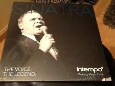FRANK SINATRA THE VOICE THE LEGEND 16 CLASSICS .THREE COINS IN THE FOUNTAIN.NEW