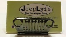 Jeep grille BS card holder
