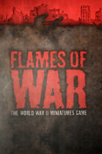 FLAMES OF WAR RULEBOOK - PAPERBACK - SENT FIRST CLASS SAME DAY - WW2 15MM GAMING