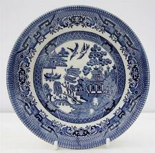 VINTAGE WILLOW PATTERN Cereal Bowl PIATTO CHURCHILL