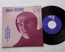 """Jean VERNE Oubli de l'amour +2 - ORIG 7"""" EP 45 AKUE AK 45019 (1968) EX/NMINT"""