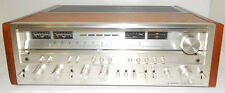 Pioneer SX-1080 vintage stereo receiver recently serviced/cleaned