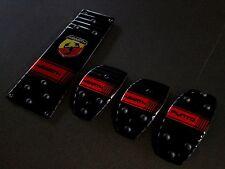 Pedaliera Sportiva Fiat Punto - Punto Abarth Nero