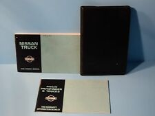 96 1996 Nissan Truck owners manual