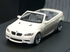Herpa BMW M3 Cabrio, weiss, dealer model - 950 - 1/87