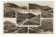 Devil's Elbow Braemar Real Photograph 8 Jun 1961 Valentines Old Postcard