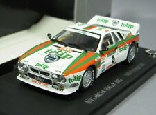 Kyosho 1/43 Lancia Rally 037 1985 portugal 2nd #4 M.Biasion K03181E Best Buy F/S
