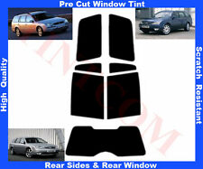 Pre-Cut Window Tint Ford Mondeo 5D 2001-2007 Rear Window & Rear Sides Any Shade