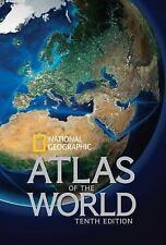 National Geographic Atlas of the World, Tenth Edition by National Geographic...