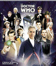 Doctor Who-TV Show Fabric Art Cloth Poster 16inch x 13inch Decor 80